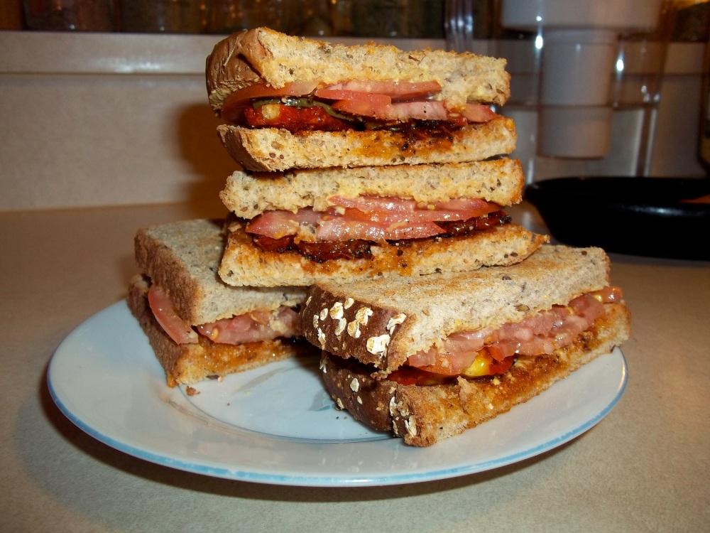 sundried tomato sandwich 2