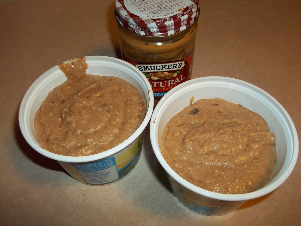 CHUNKY BARBECUE WALNUT PEANUT BUTTER