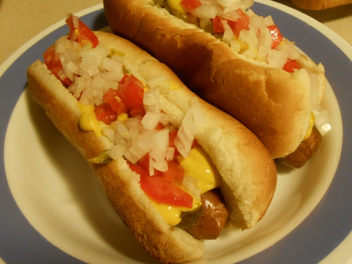 THE FIELD ROAST FRANKFURTER