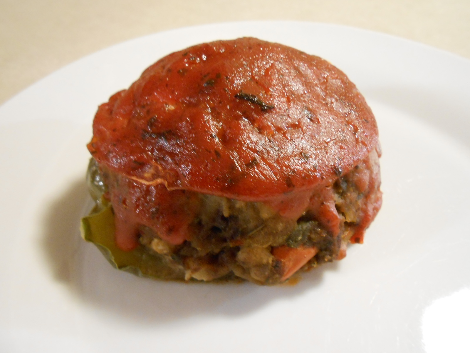 TOP SHELF STUFFED PEPPERS SINGLE SERV.