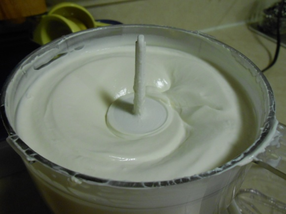 SWEET CREME FRAICHE PROCESSOR