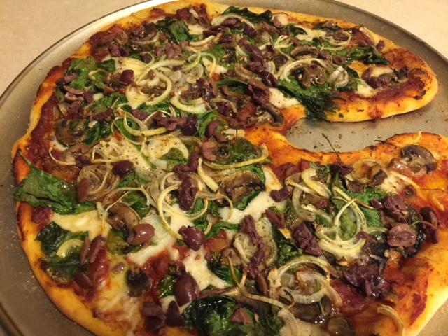 MUSHROOM PIZZA SAUCE – PALETTEPIZZA