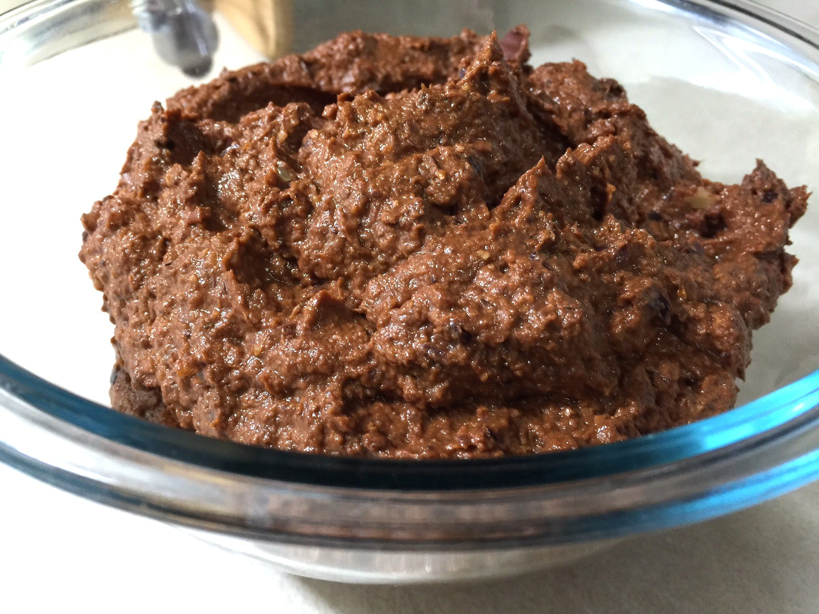 TOMATO WALNUT TAPENADE