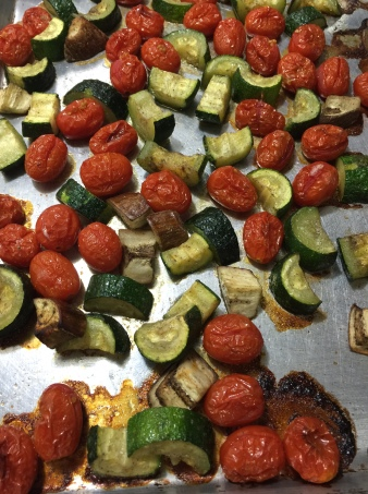 ROASTED RATATOUILE ANTIPASTO