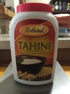 ROLAND'S TAHINI