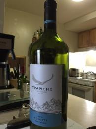 TRAPICHE MOSCATO ARGENTINA WINE