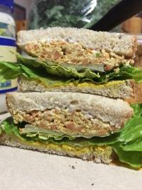 WESTERN CHEESE OMELET SANDWICH 2