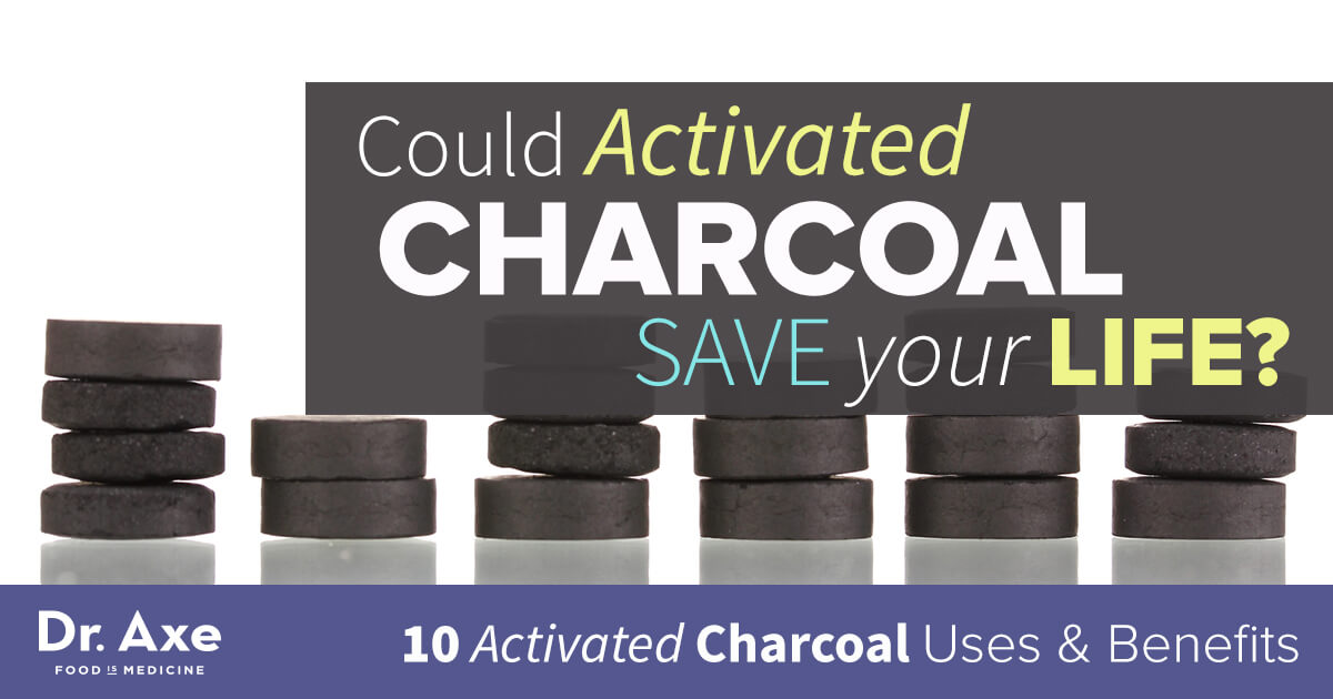 Top 10 Activated Charcoal Uses &Benefits
