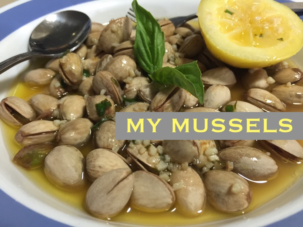 MY MUSSELS