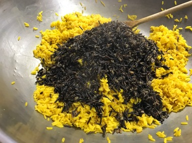 TURMERIC AND WILD RICES