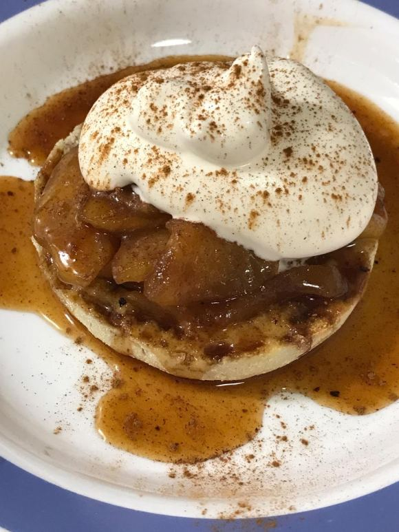 BOURBON BARBECUE APPLE SHORTCAKE 3