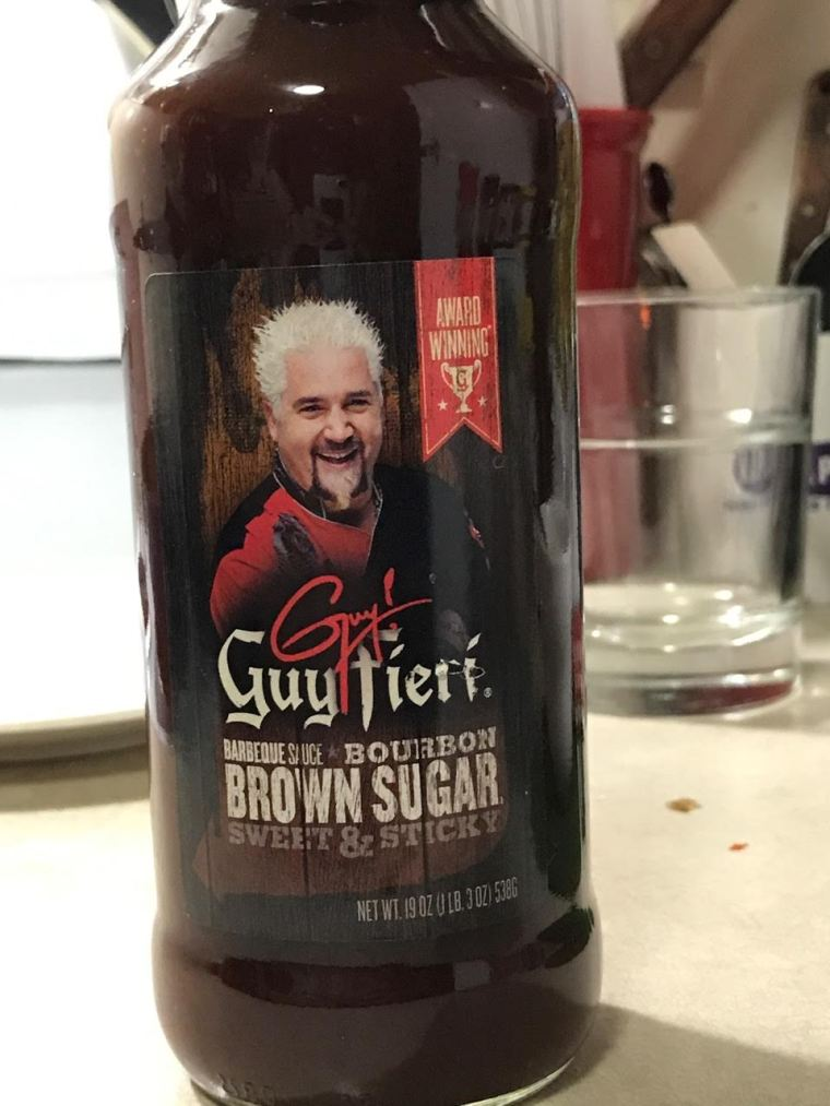 GUY FIERI BARBECUE SAUCE 1