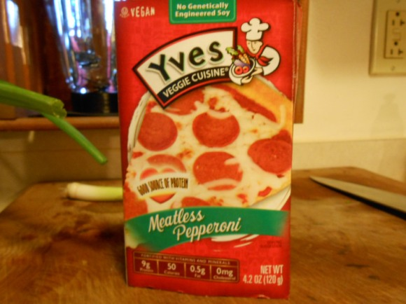 YVES MEATLESS PEPPERONI