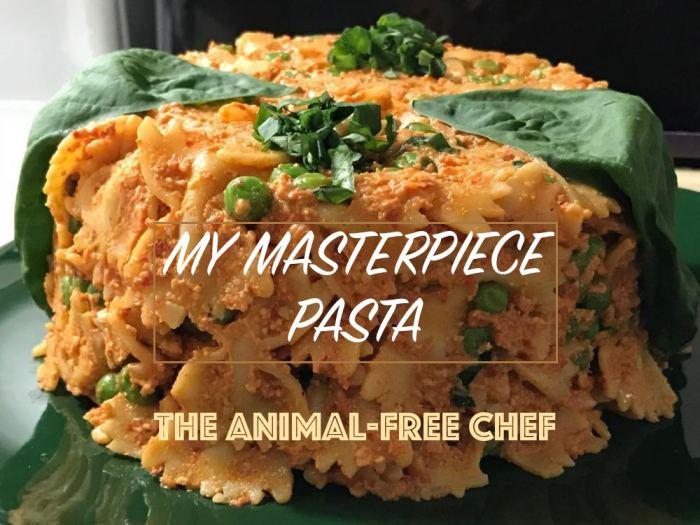 Red Turkey Pasta MoldMasterpiece