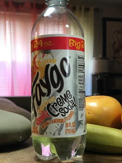 DIET FAYGO CREAM SODA