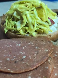 BAGEL MEAT AND SLAW 2
