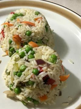 ASIAN AMERICAN FRIED RICE 6