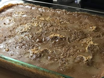 AFC PEANUT BUTTER AND MARMALADE BAKED OATMEAL 5
