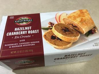 HAZELNUT CRANBERRY ROAST PLUS GRAVY 1