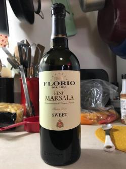 FLORIOS MARSALA f:mushroom sauce