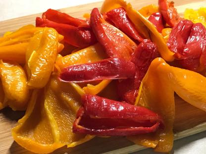 ROASTED MINI PEPPERS 3