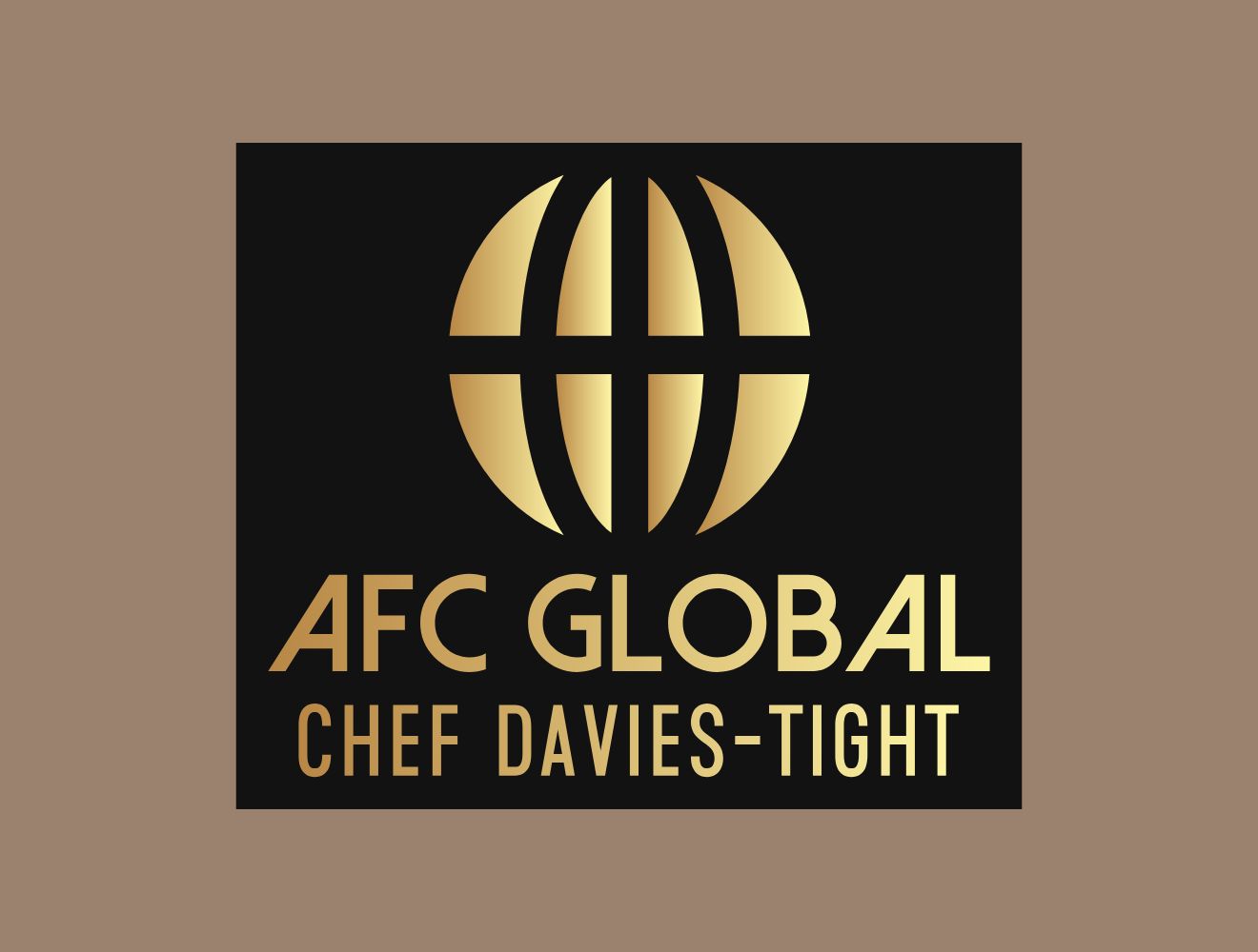 • CHEF DAVIES-TIGHT™ •