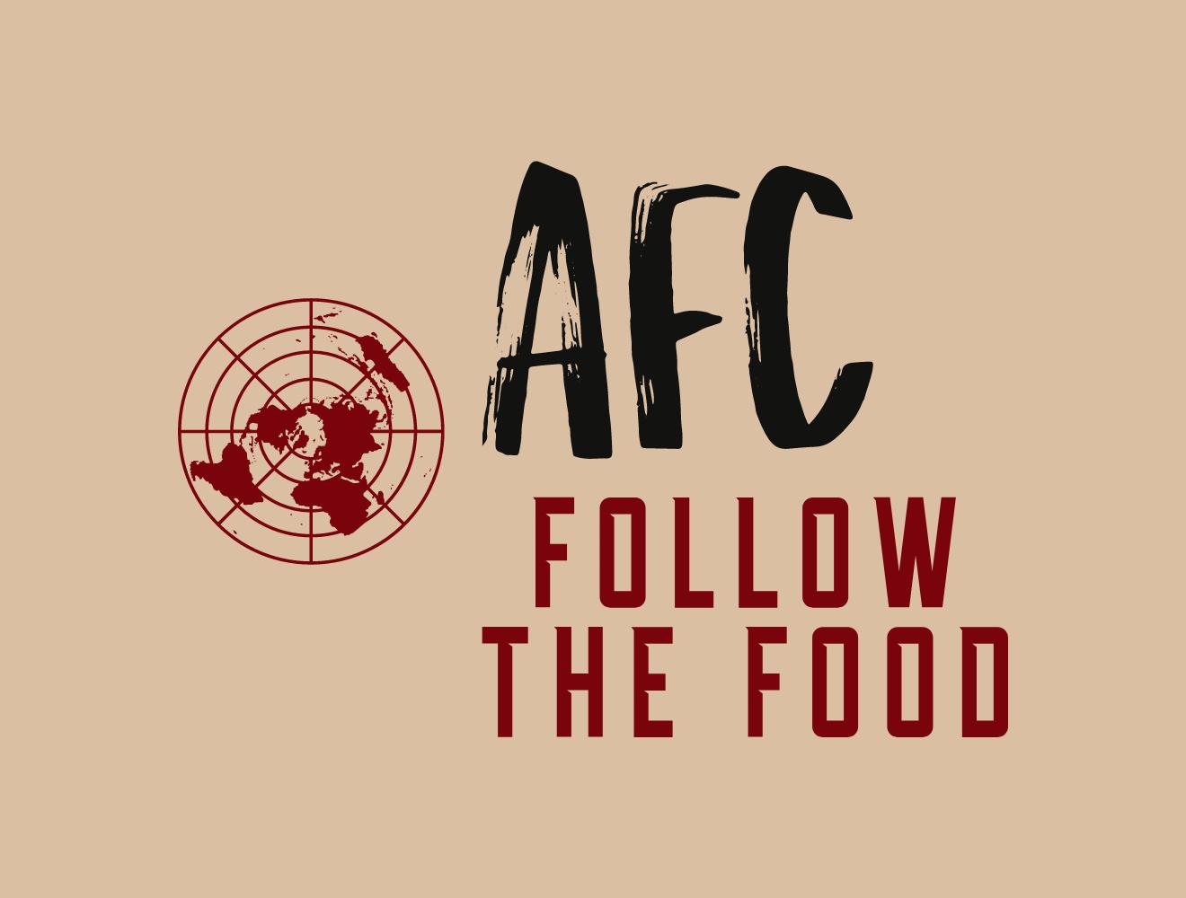 FOLLOW THE FOOD